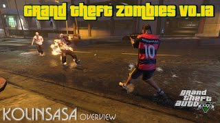 Grand Theft Zombies Gta5 Mods Com