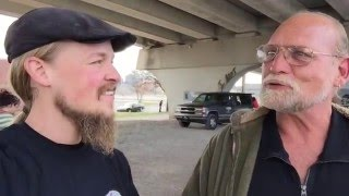 """""""Under The Bridge""""  Voices From The Streets"""