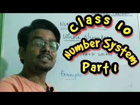 Number System Class 10 Maths Chapter 1