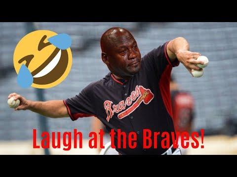 Atlanta Braves Get DESTROYED!!! Twitter Is Laughing!