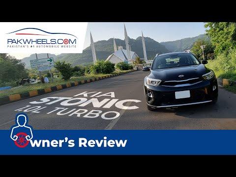 KIA Stonic Turbo | Owner's Review | PakWheels