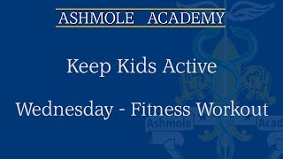 video: Join in with free online PE lessons: fitness workout