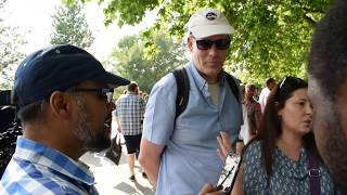 Why You Against Jesus!? Hashim Vs Christians   Speakers Corner   Hyde Park