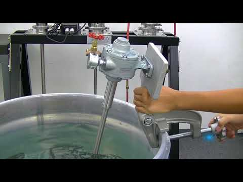 Video Thumnbnail for How to Install & Operate a CL1-A 1 1/2 HP Clamp Mount Mixer