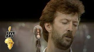 Eric Clapton - She's Waiting (Live Aid 1985)