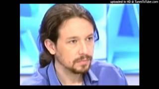 Pablo iglesias, de Podemos, envidia al país más corrupto de América