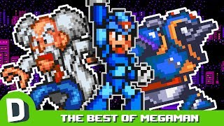 The Best Mega Man Dorkly Bits