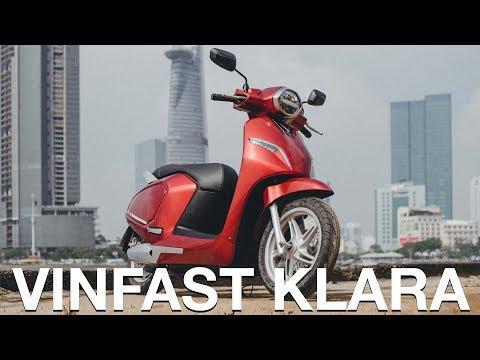 Cảm nhận VinFast Klara: xe chạy êm, leo dốc và lội nước tốt, vẫn cần tốc độ nhanh hơn