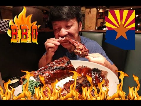 Video AMAZING Phoenix Arizona BBQ & The BEST Donut I've Ever Had!