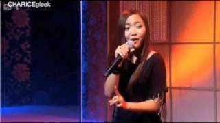 Charice - Pyramid with Iyaz Loose Women UK