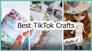 BEST TIKTOK COMPILATIONS | DIY & CRAFTS!