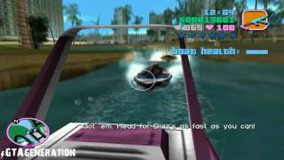 preview picture of video 'GTA Vice City - PC - Mission 017 - Supply & Demand [HD]'