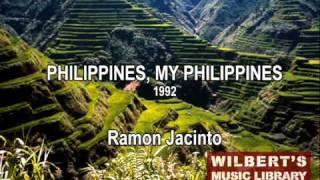 "PHILIPPINES, MY PHILIPPINES (1992 Live version) - Ramon ""RJ"" Jacinto"