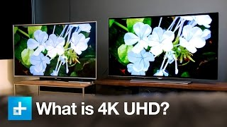 Everything You Need to Know About 4K UHD
