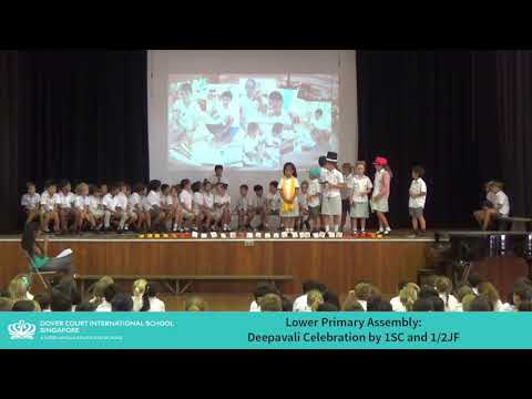 Upper Primary School Assembly Chocolate by 3DH and 3RD