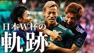 モチベーションW杯日本代表の歴史