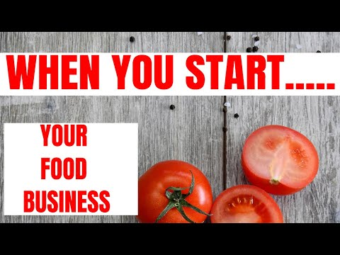 , title : 'Starting a business Food Business Step by Step Tutorial Getting Started