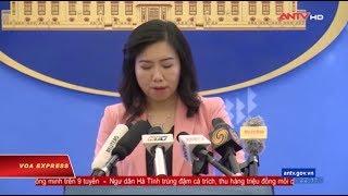 VN Phản Hồi Về Việc Mỹ Tạm Dừng Trục Xuất Người Việt (VOA)
