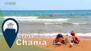 Crete   Agia Marina Beach