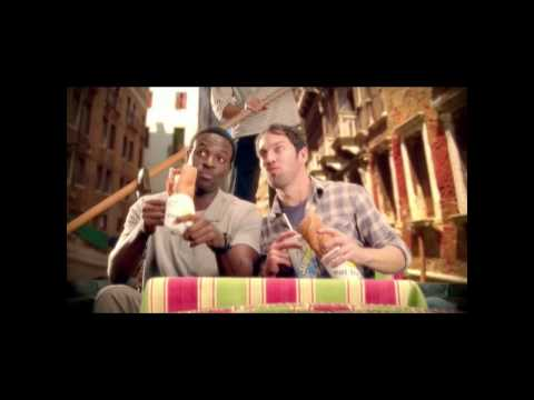 Subway Commercial (2010) (Television Commercial)