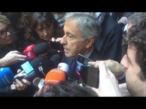 LE DICHIARAZIONI DELL'AVVOCATO DIFENSORE SEVERINO E L'AD DI AUTOSTRADE CASTELLUCCI