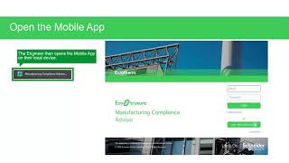EcoStruxure Manufacturing Compliance Advisor overview