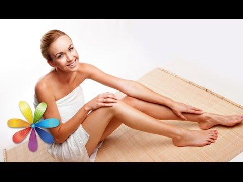 Маска для замедления роста волос после депиляции и бритья - Все буде добре - Выпуск 629 - 06.07.15