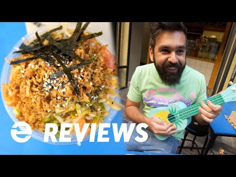 Poke hawaiian sushi – Review by efood