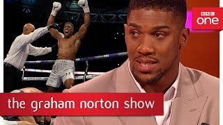 Anthony Joshua on defeating Wladimir Klitschko - The Graham Norton Show: 2017 - BBC One