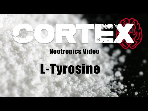 Video L-Tyrosine: A powerfully energizing Nootropic compound