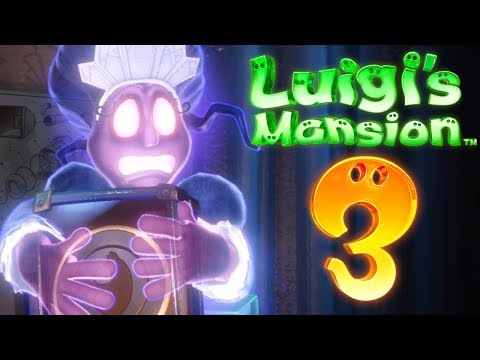 Diebische Geister! | Luigis Mansion 3 (Part 3)
