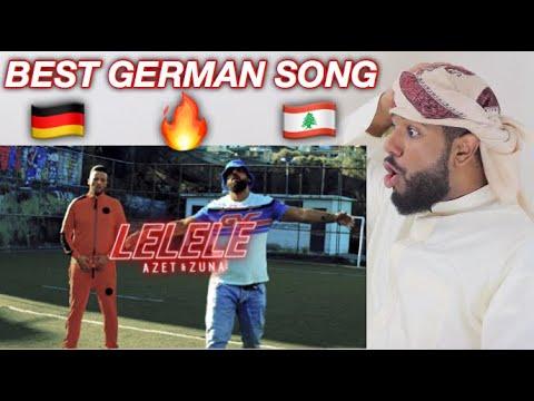 Arab Reaction To German Rap By Azet Amp Zuna Kamehameha Kmn
