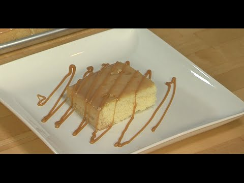 Krusteaz Professional Dulce du Leche Cake