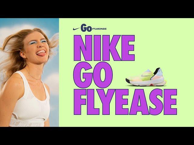 Nike разработала Go FlyEase – первую вмире настоящую Hands-Free обувь