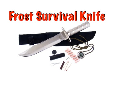 Frost Survival Knife