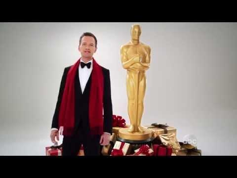 Neil Patrick Harris Hosting the Oscars
