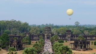 Best way to visit Angkor Wat - Siem Reap Cambodia