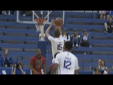 Air Force's Bench Lifts Falcons Over UNLV | CampusInsiders