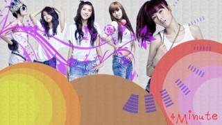 4minute - Hot Issue (G Sweet Remix)
