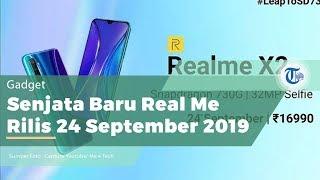 Spesifikasi Real Me X2 Rilis 24 September 2019