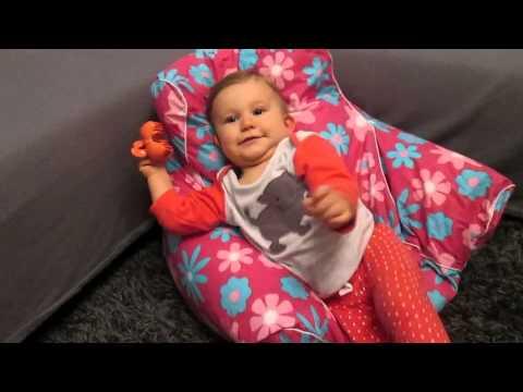 Produkttest: Knorr Baby Mini Sitzsack