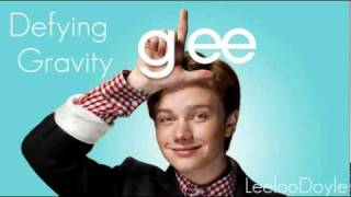 Glee Cast - Defying Gravity [Chris Colfer (Kurt) Solo Version] (HQ)