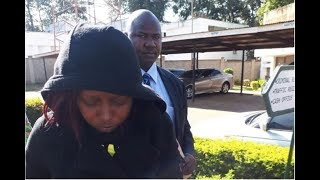 Maribe to spend 11 more days in cell - VIDEO