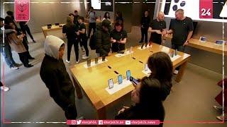 """""""أبل"""" الأميركية تطرح هاتف """"آيفون 11"""" في الصين"""