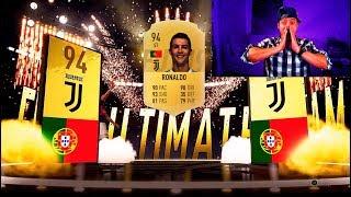 FIFA 19   MI  PRIMER PACK OPENING EN DIRECTO !!    CESAR MASTER