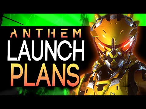 Anthem | Bioware Respond To 'Lack Of Content' Concerns By Revealing Launch + End Game Plans