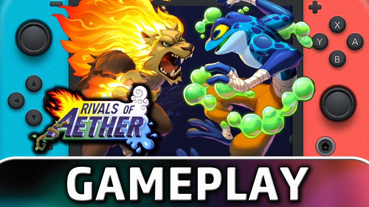 Rivals of Aether | Nintendo Switch Gameplay