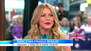 Julianne Hough Child Abuse: `Dancing With the Stars` Pro Discusses New Role in `Safe Haven