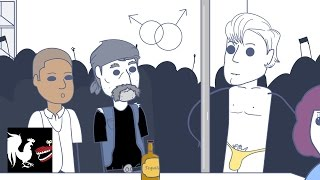 Bar Fights & Gay Bars - Rooster Teeth Animated Adventures