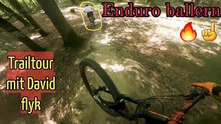 David Flyk X Ride It Official Mit Den Enduros Am Trail Ballern 💥✌
